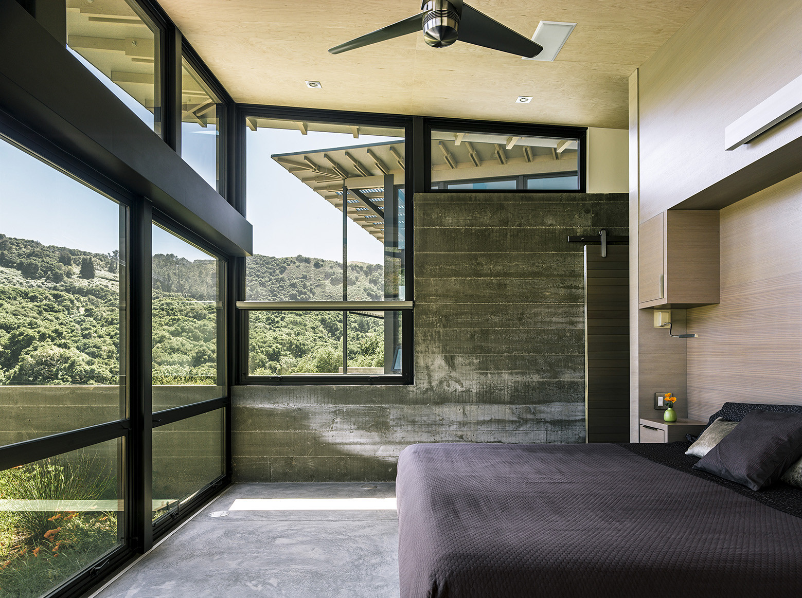 Gallery of Butterfly House / Feldman Architecture - 10