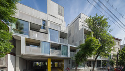 Dogarilor Apartment Building / ADNBA