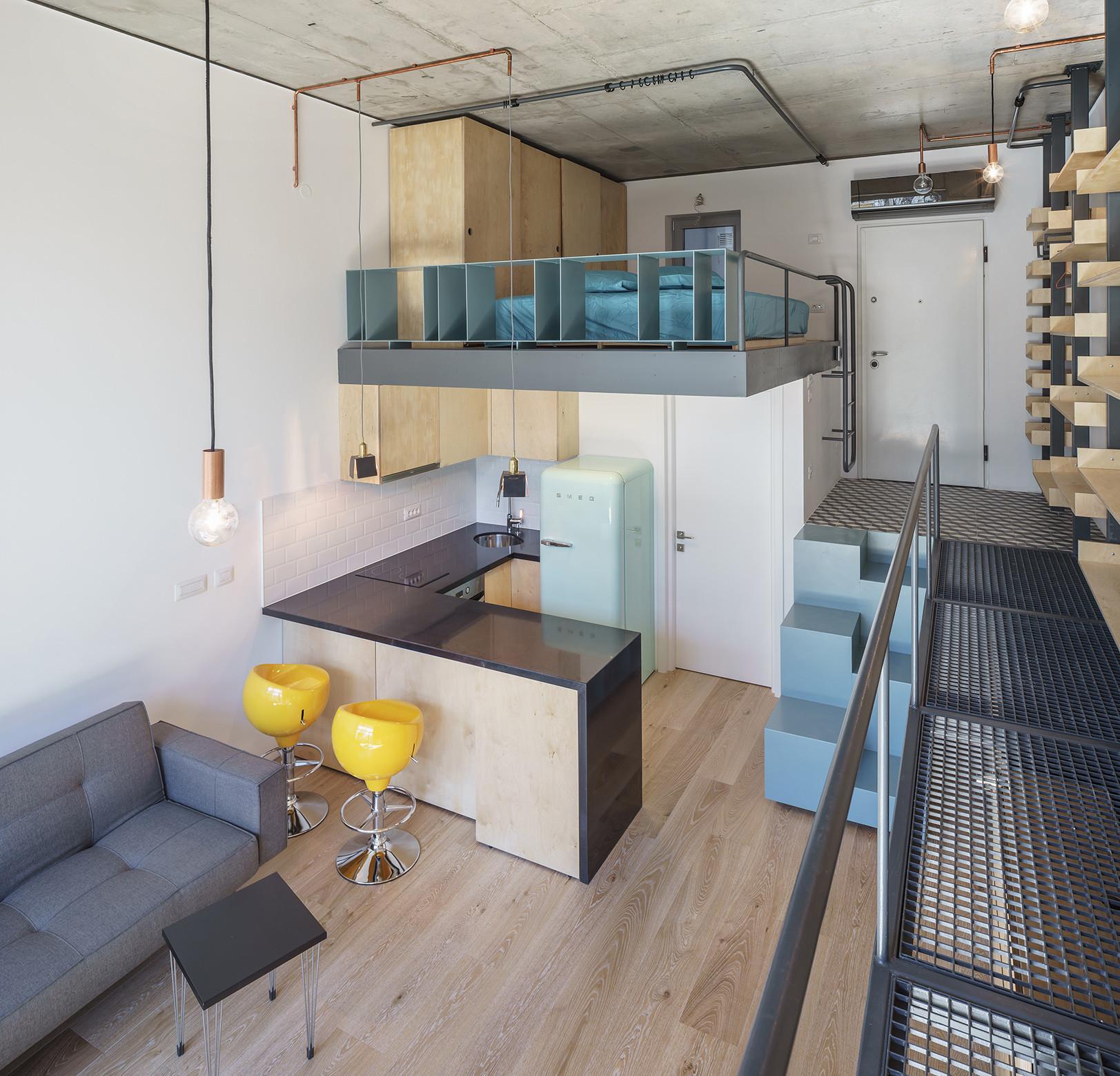 How To Organize A Studio Apartment