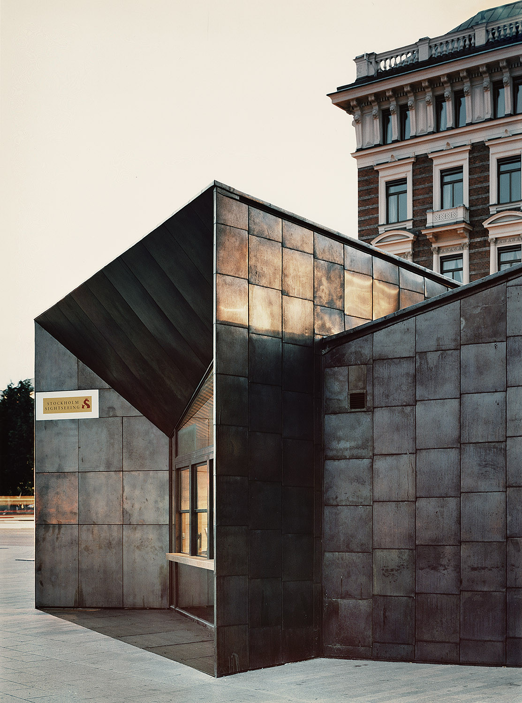 Gallery of Ferry Terminal / Marge Arkitekter - 8
