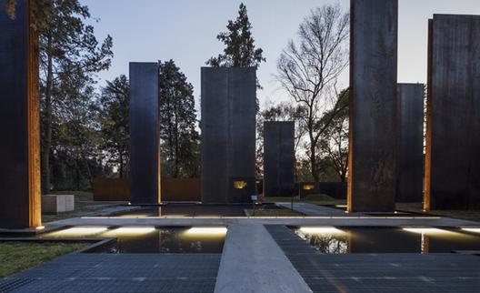 Gaeta-Springall Arquitectos presenta la exhibición Building in the Metropolis MX en Berlín, Memorial a las víctimas de la violencia / Cortesía de Gaeta-Springall Arquitectos