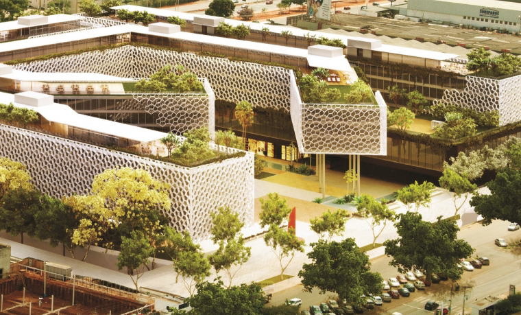 FGMF Arquitetos é premiado no Re-thinking the Future Awards 2014, Courtesy of Re-thinking The Future