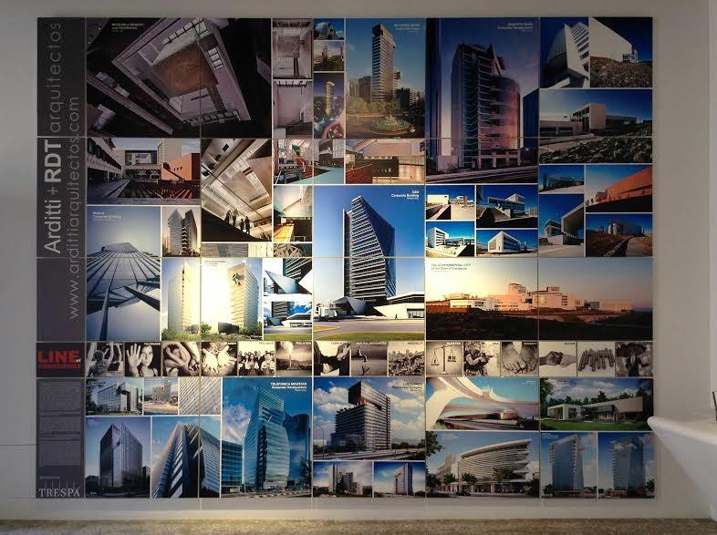 """Bienal de Venecia 2014: Participación de arquitectos mexicanos en """"Time Space Existence"""", Exposición de Arditti + RDT Arquitectos en Time Space Existence / Cortesía de Arditti + RDT Arquitectos"""