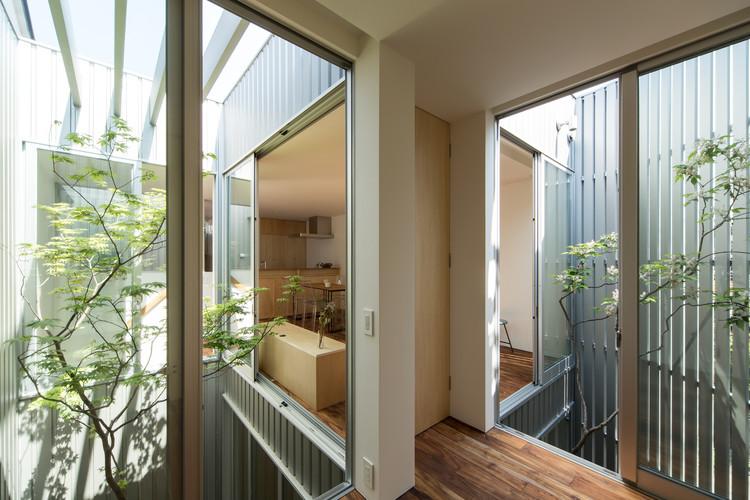 House in Otori / arbol, © Yohei Sasakura