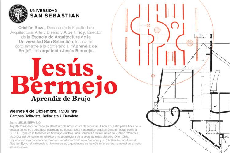 """Charla de Jesus Bermejo: """"Aprendíz de Brujo"""""""