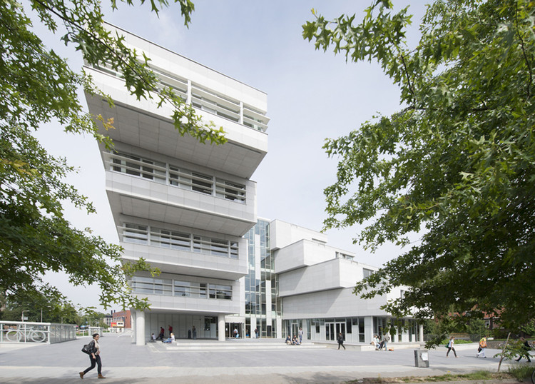 Faculty of Education-Nijmegen / LIAG Architects, © Ben Vulkers