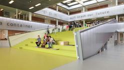 Lyceum Schravenlant / LIAG Architects