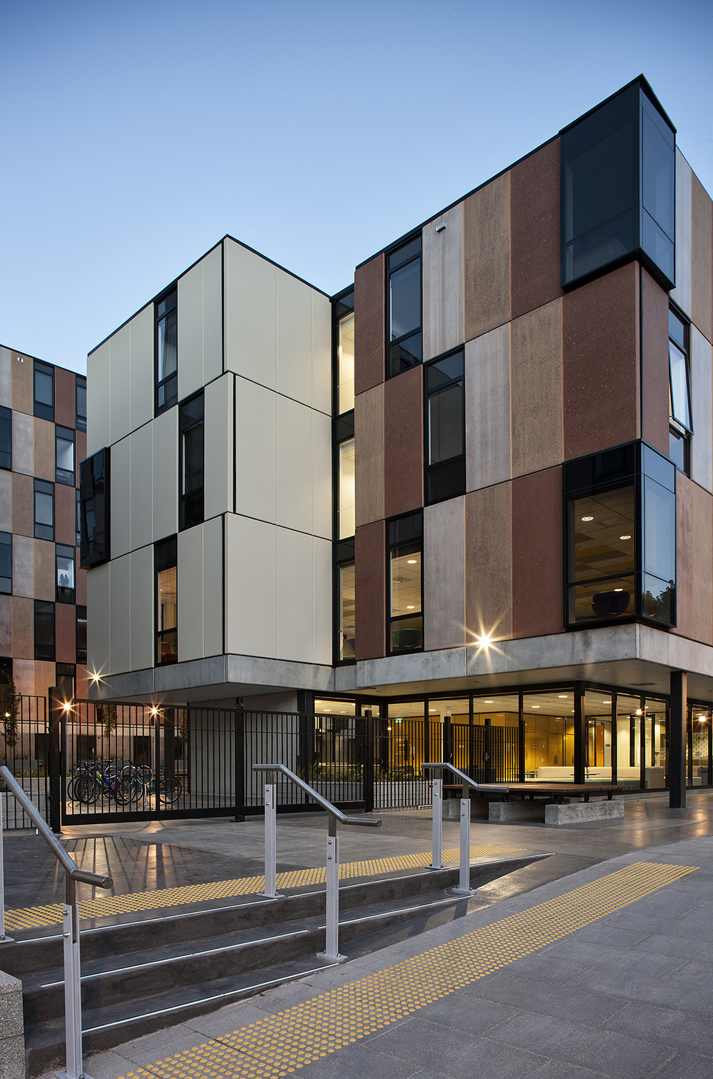 Gallery Of Carlaw Park Student Accommodation Warren And