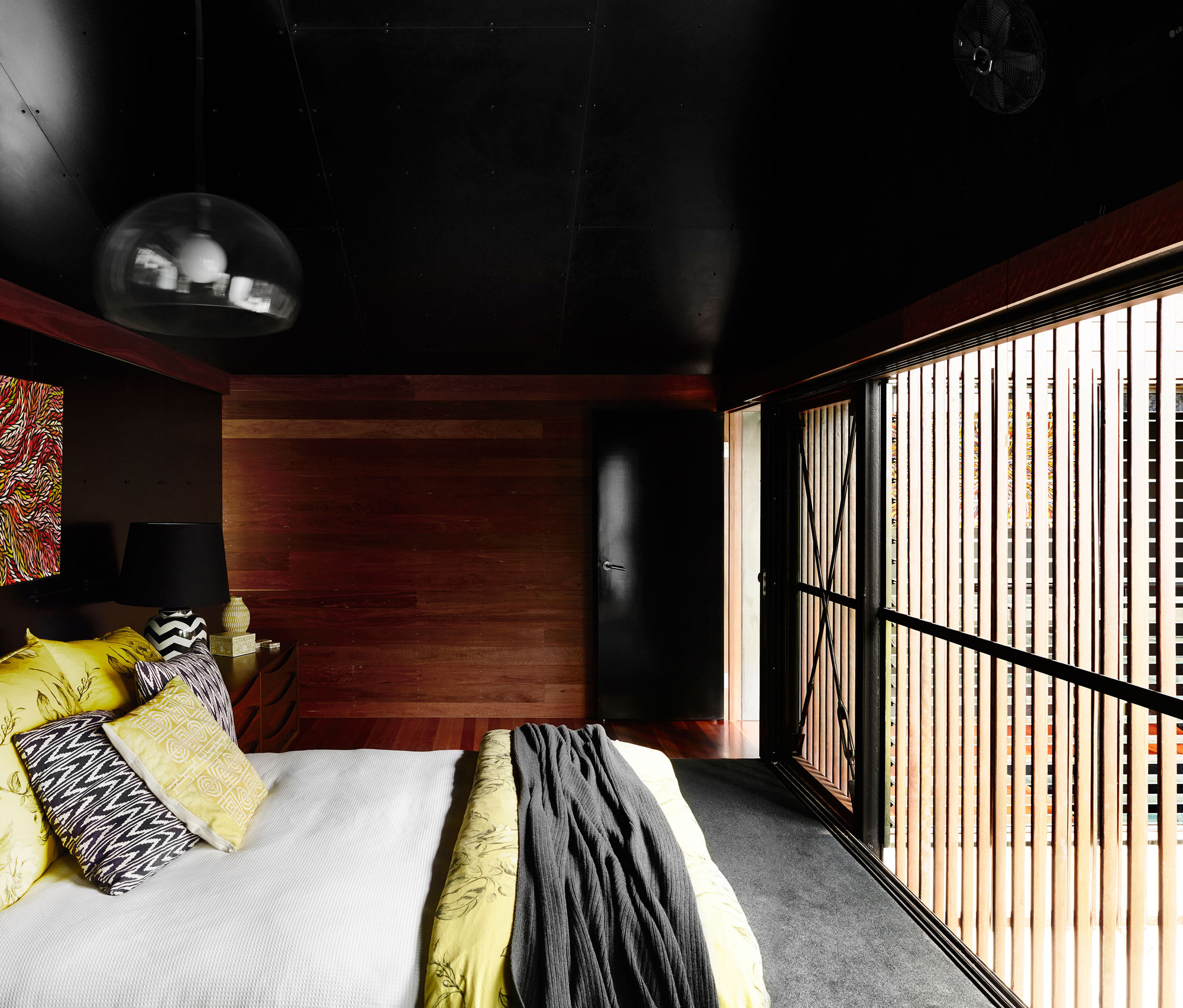 Intimate Room Design