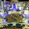 Mall of the World. Imágen cortesía de Dubai Holding