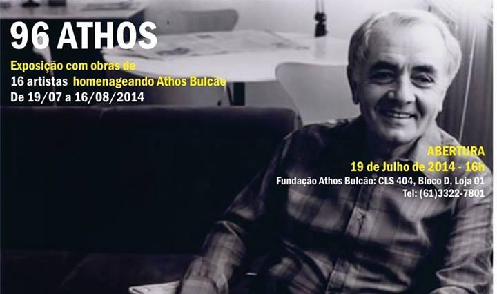 Exposição comemora os 96 anos do artista Athos Bulcão, Courtesy of Fundação Athos Bulcão