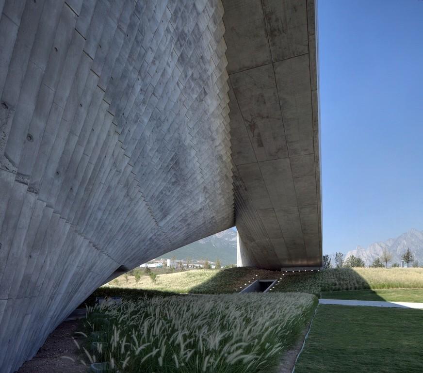 Galer a de tadao ando y el centro roberto garza sada de for Arquitectura y diseno monterrey