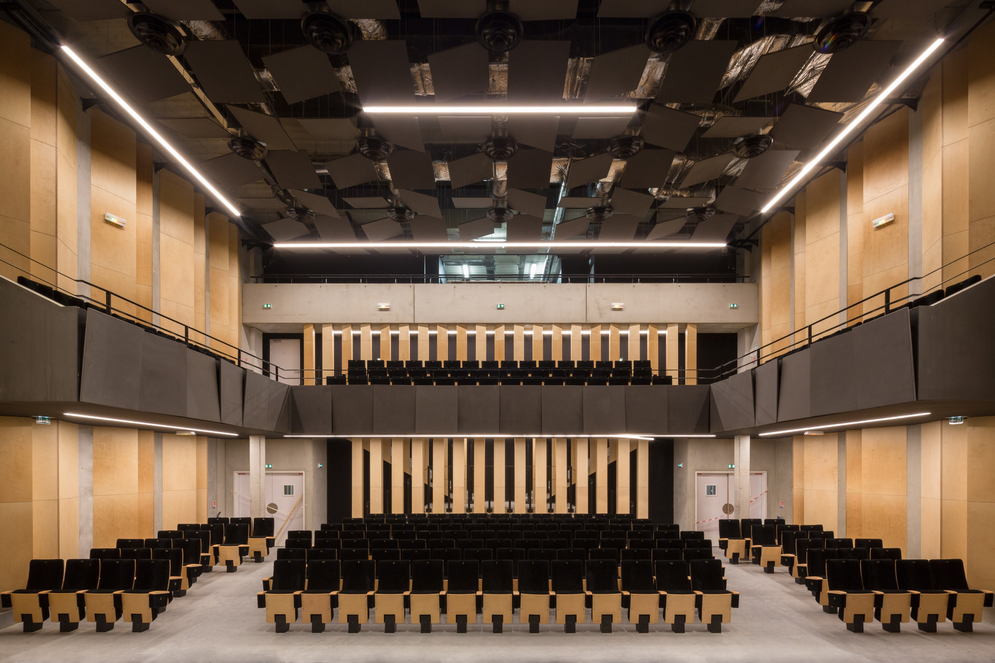 Gallery Of Auditorium Of Bondy Amp Radio France Choral