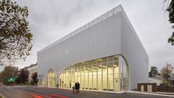 Auditorio del Conservatorio de Canto Coral Bondy & Radio France / PARC Architectes
