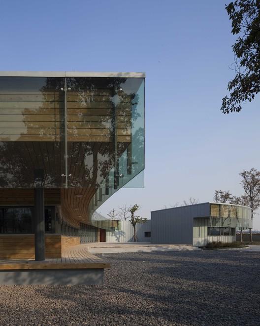 Dashun Pavilion / Pro-Form Architects, © LV Hengzhong