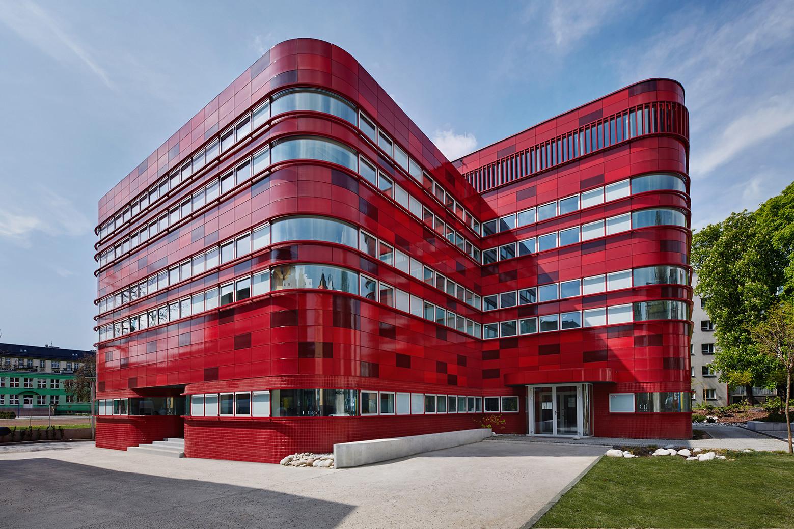 Blood Center / FAAB, © Bartłomiej Senkowski