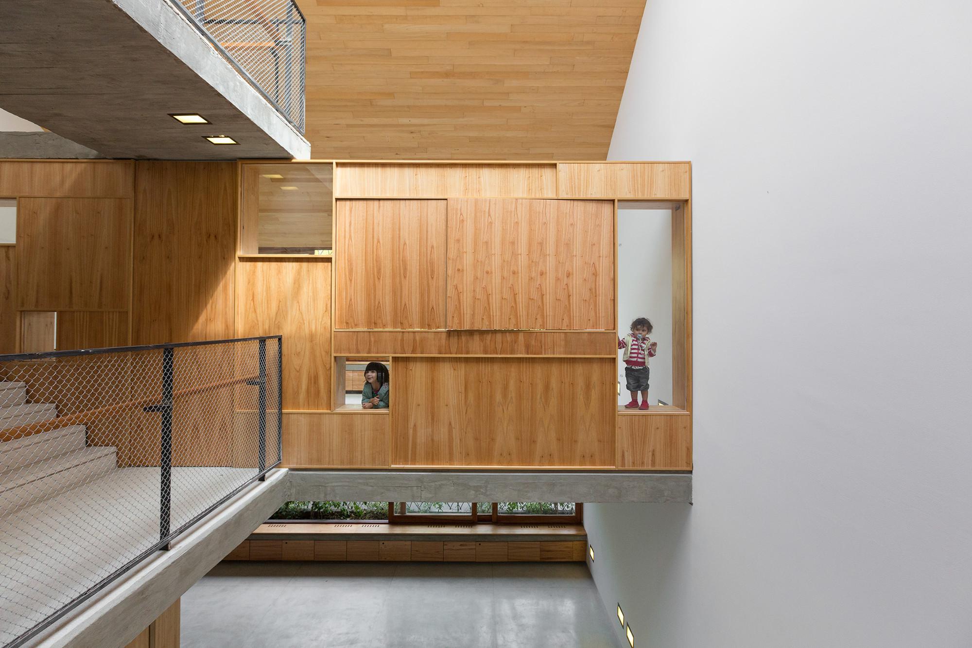 Arquitetura E Projetos De Sala De Aula Archdaily Brasil