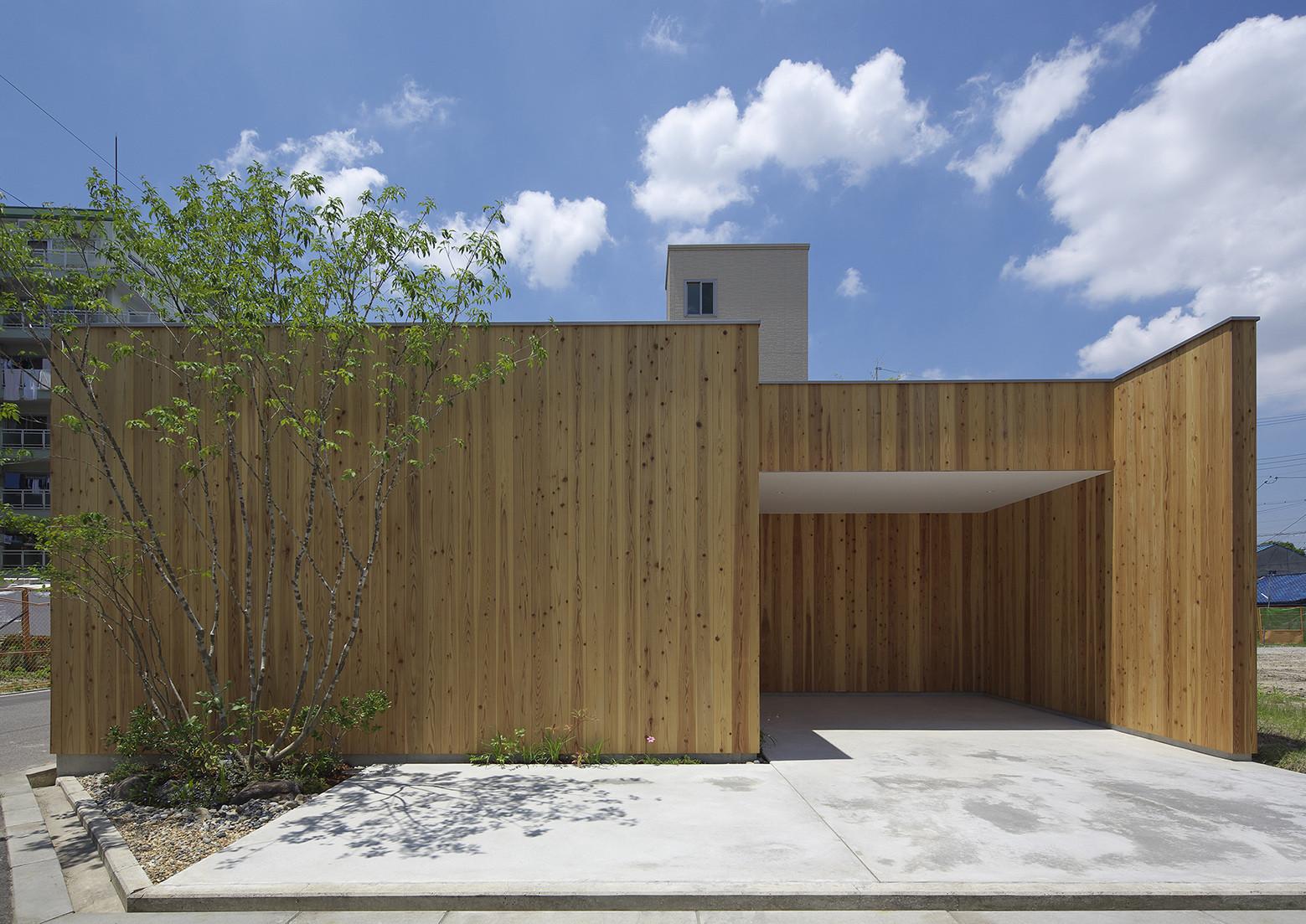 House in nishimikuni arbol design archdaily - Decoraciones de casas modernas ...