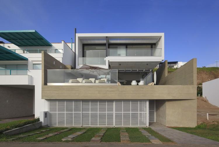 Casa B-14 / Vértice Arquitectos, Cortesía de Vértice Arquitectos
