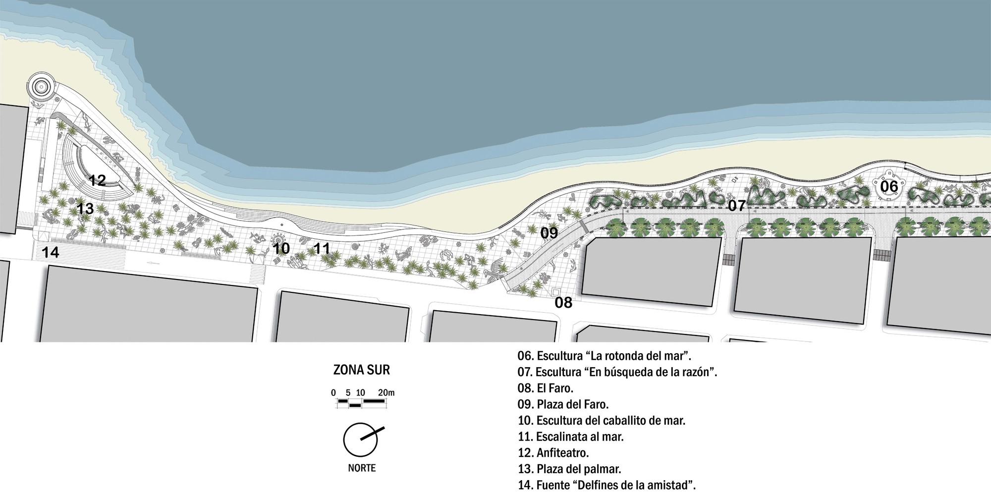Galería de Malecón Puerto Vallarta / Trama Arquitectos - 26