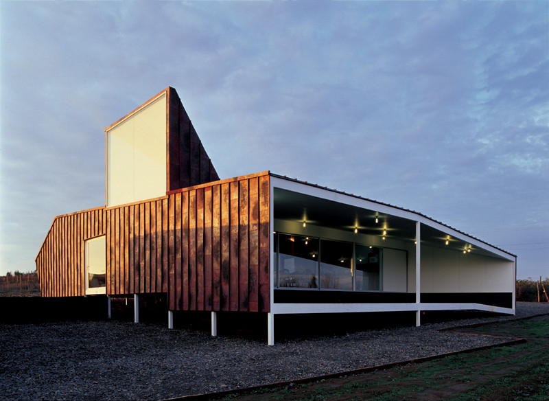 AD Round Up: Smiljan Radic, Copper House 2 / Smiljan Radic. Image © Cristobal Palma / Estudio Palma