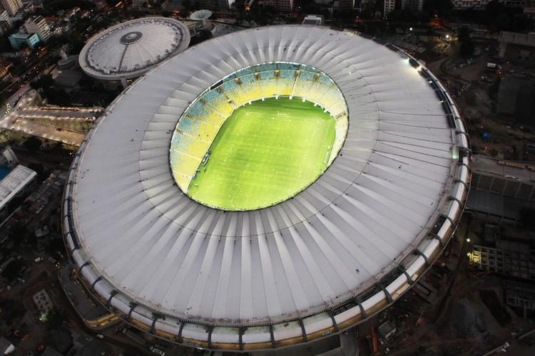 Arena Maracanã / Fernandes Arquitetos Associados, © Erica Ramalho