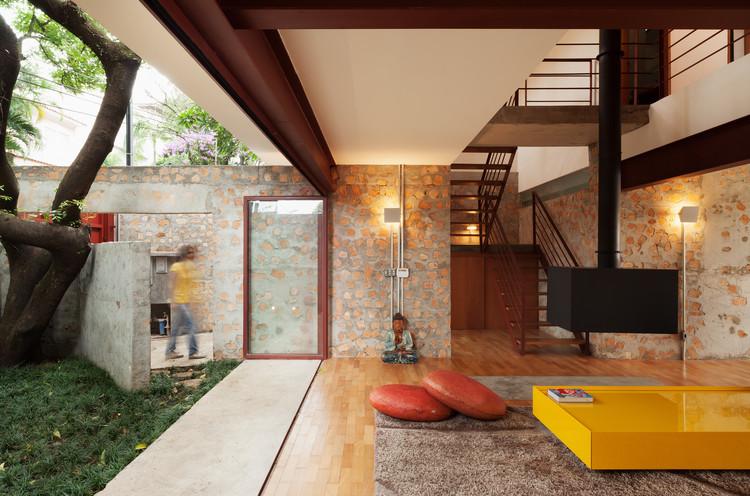 Casa Itobi / Apiacás Arquitetos, © Pregnolato e Kusuki Estúdio Fotográfico