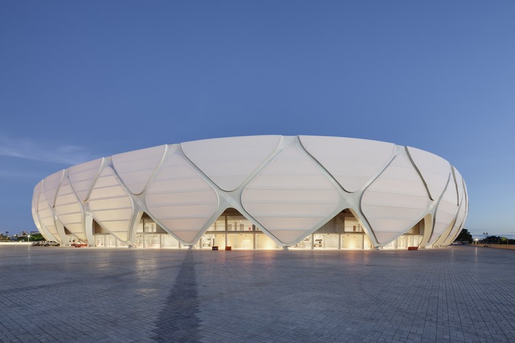 Arena da Amazônia / gmp architekten, © Marcus Bredt