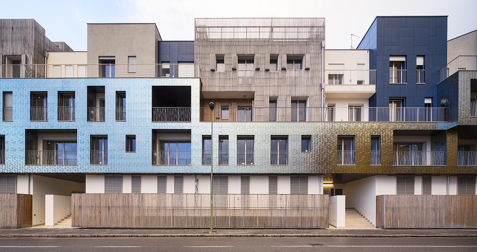 New Regolo Quarter / 5+1AA Alfonso Femia Gianluca Peluffo, © Luc Boegly