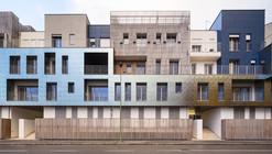 "Conjunto Habitacional ""Regolo Quarter"" / 5+1AA Alfonso Femia Gianluca Peluffo"