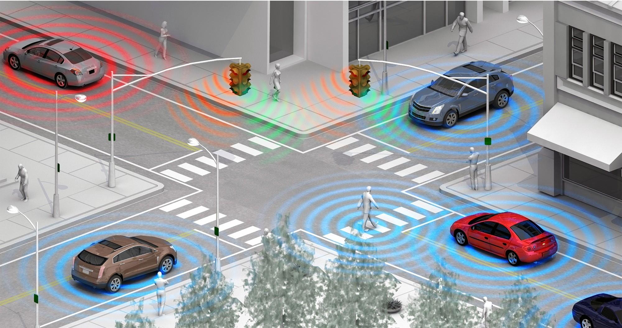 4 sistemas que podem aumentar a segurança no trânsito, Vehicle to Vehicle / V2V