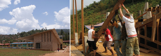 Courtesy of Architecture for Humanity and Architects Without Borders