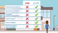 Why Should You Register A .archi Domain?