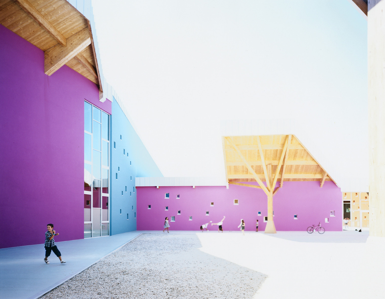 New Zugliano School / 5+1AA Alfonso Femia Gianluca Peluffo, © Ernesta Caviola
