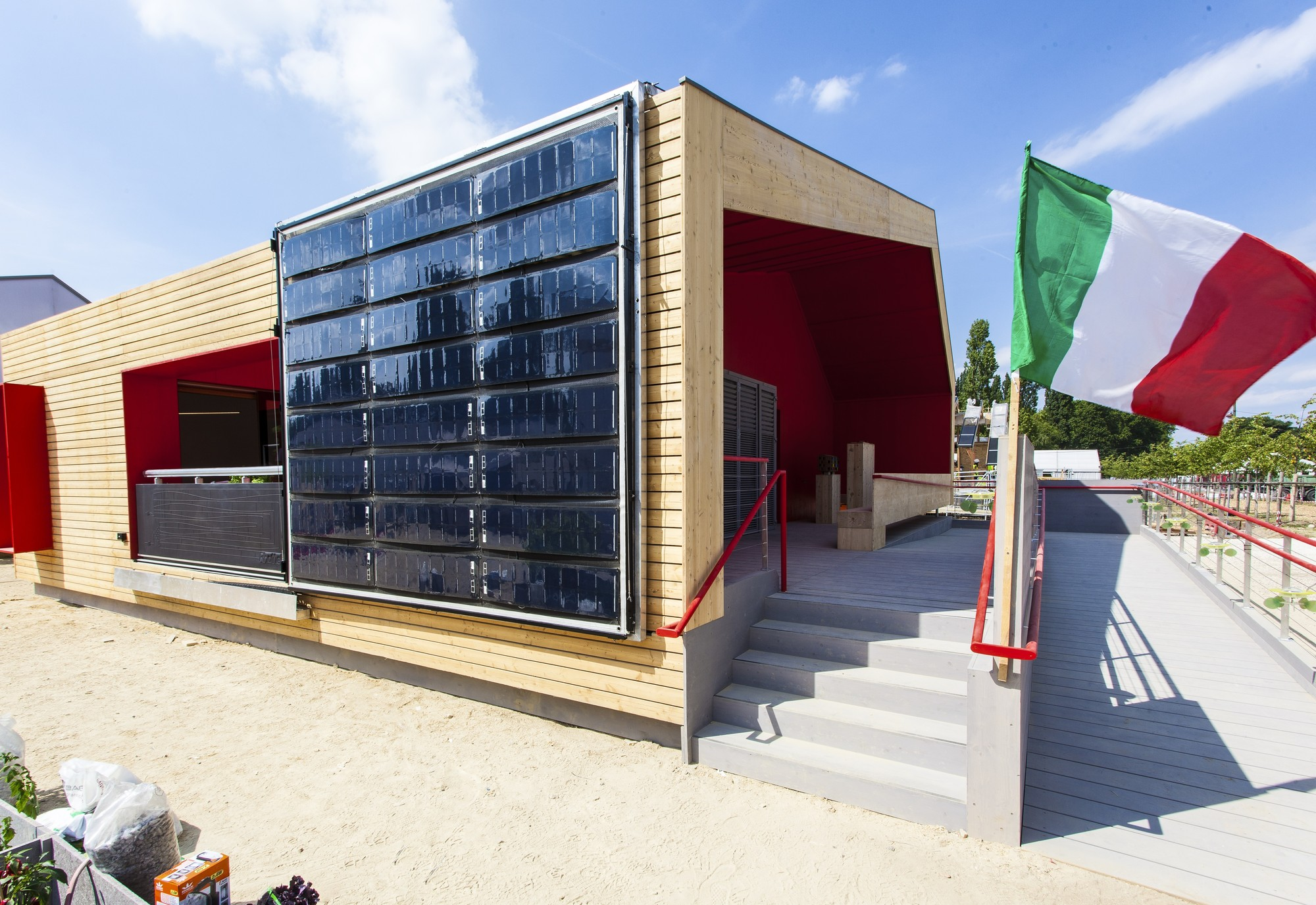 85ce53ab6 Solar Decathlon Europe Announces Winners of its 2014 Contest