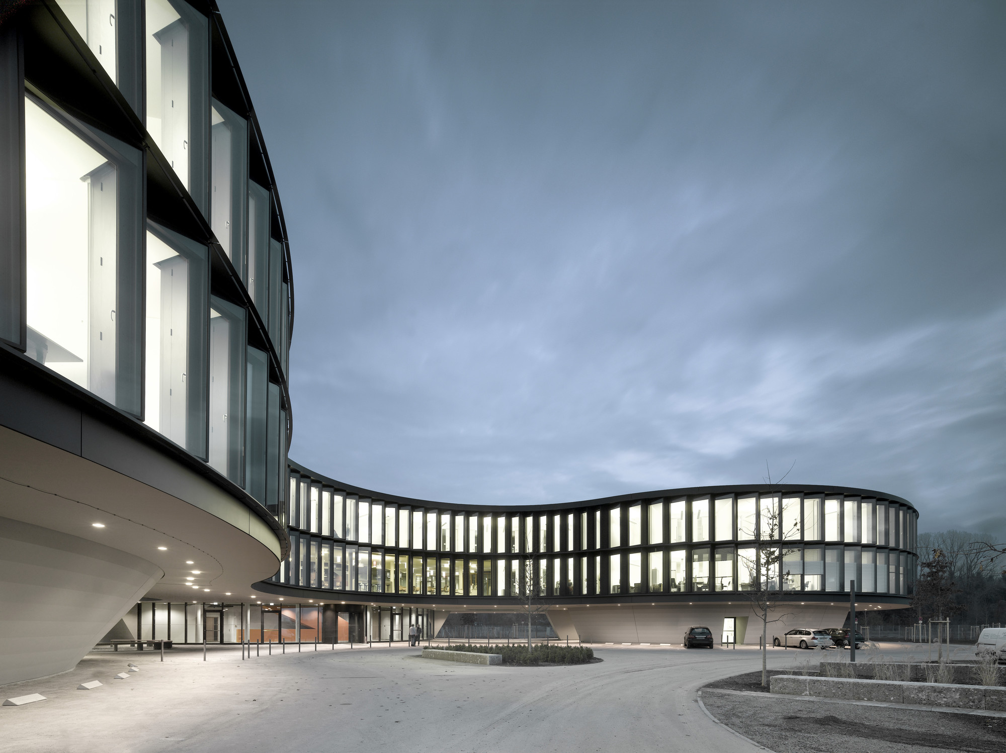 ESO Headquarters Extension / Auer Weber, © Roland Halbe