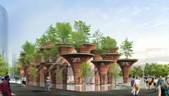 Milan Expo 2015: Vo Trong Nghia's Lotus-Inspired Vietnamese Pavilion