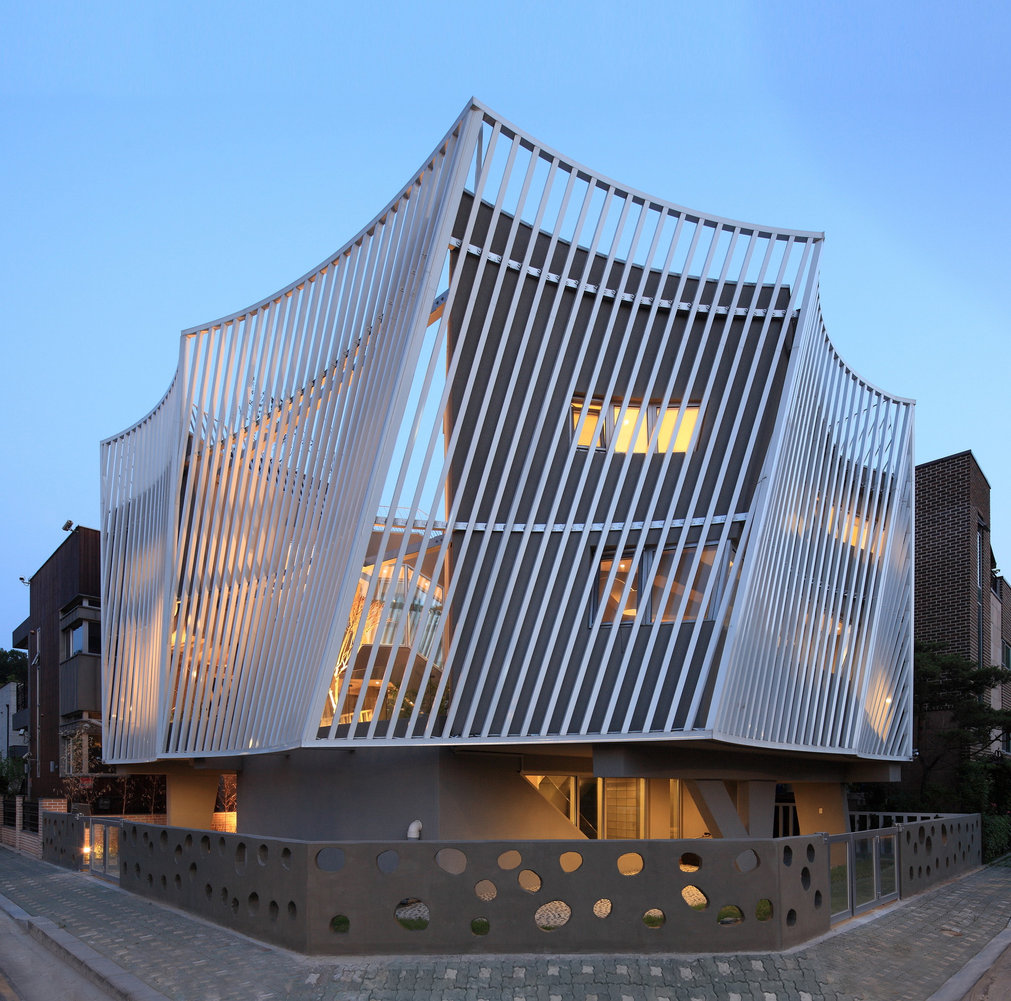 Kyeong Dok Jai  / IROJE KHM Architects , © Jong Oh Kim