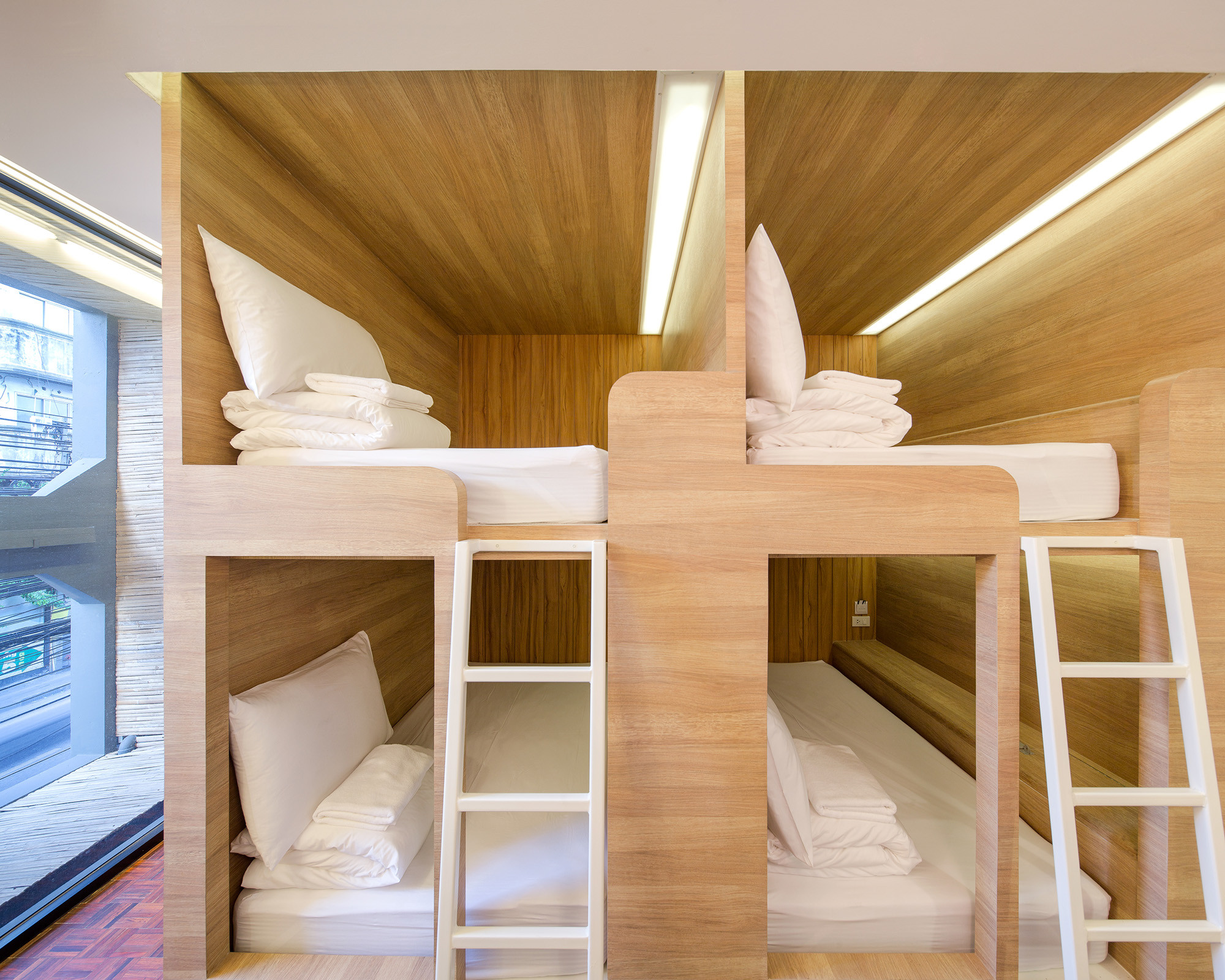 Gallery Of Yim Huai Khwang Hostel Supermachine Studio 7 - Ubon-house-in-thailand-by-supermachine-studio