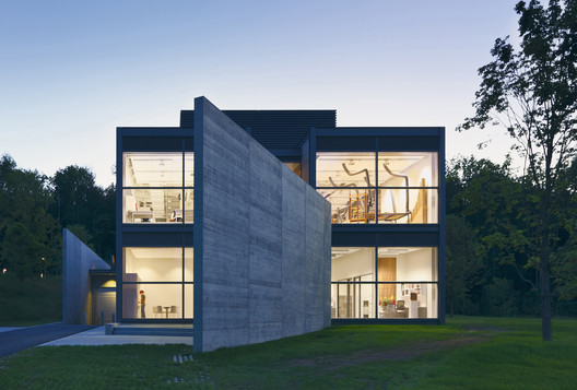 Clark Art Institute  / Selldorf Architects + Gensler + Tadao Ando Architect & Associates + Reed Hilderbrand Landscape Architecture