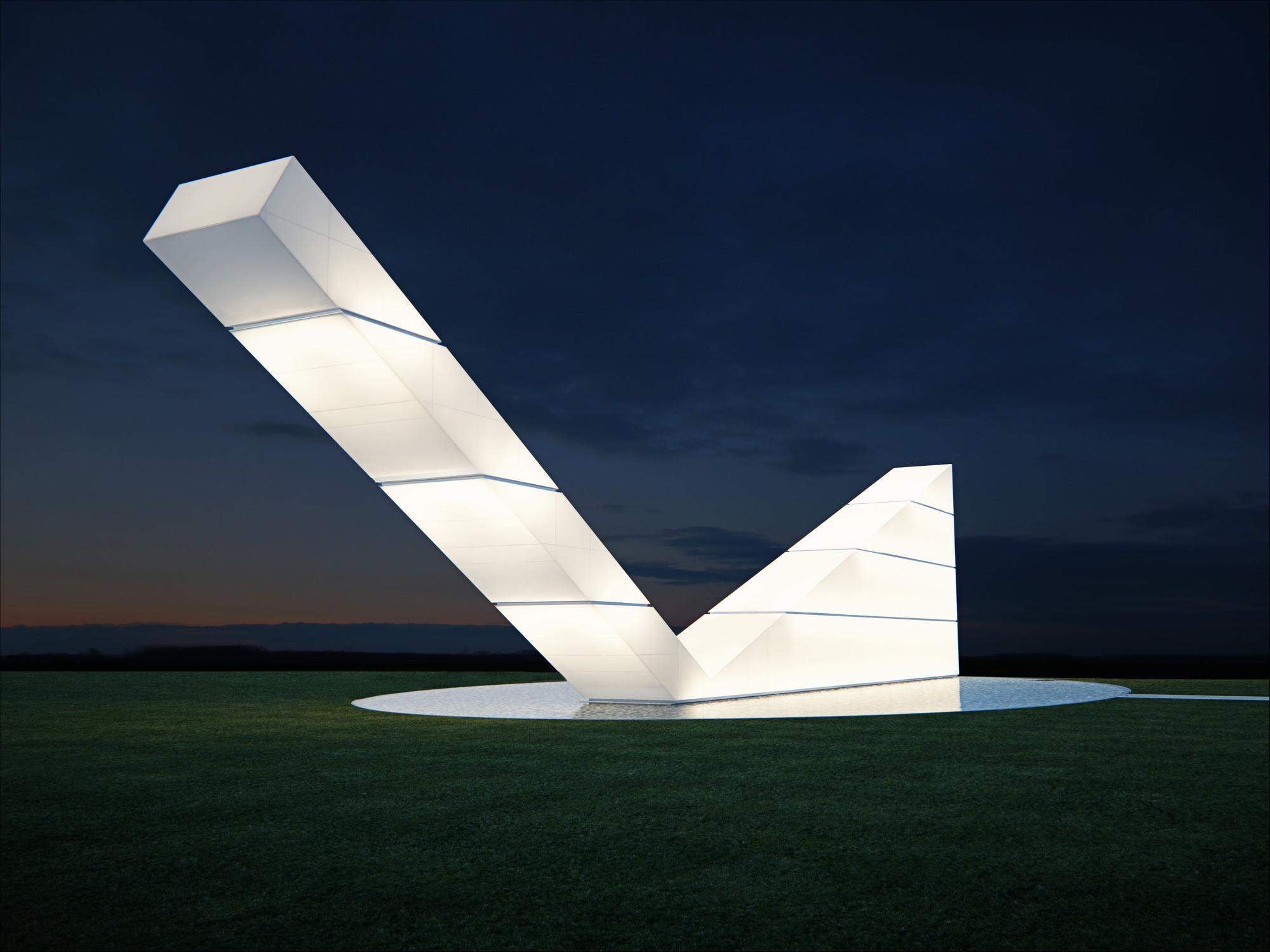 Monumento à Liberdade de Imprensa / Gustavo Penna, © Casa Digital