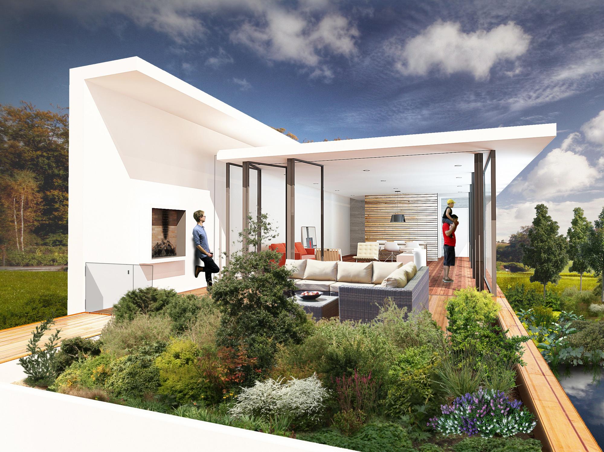 Proyecto desarrollado por arquitecto chileno es finalista en 'British Home Awards 2014'