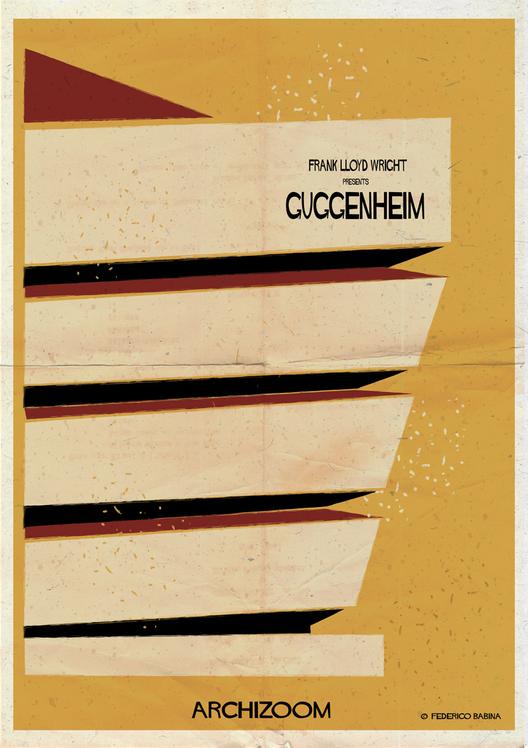 ARCHIZOOM: Un close-up a los íconos de la arquitectura, © Federico Babina