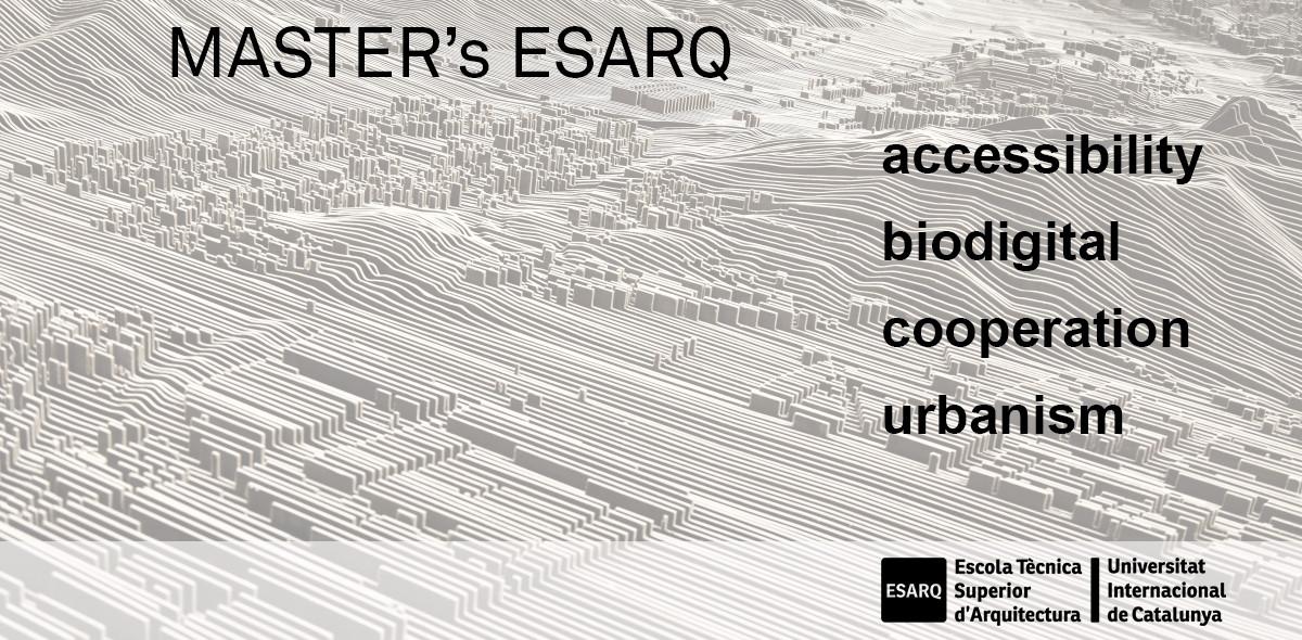 16 Reasons to Study at ESARQ-UIC
