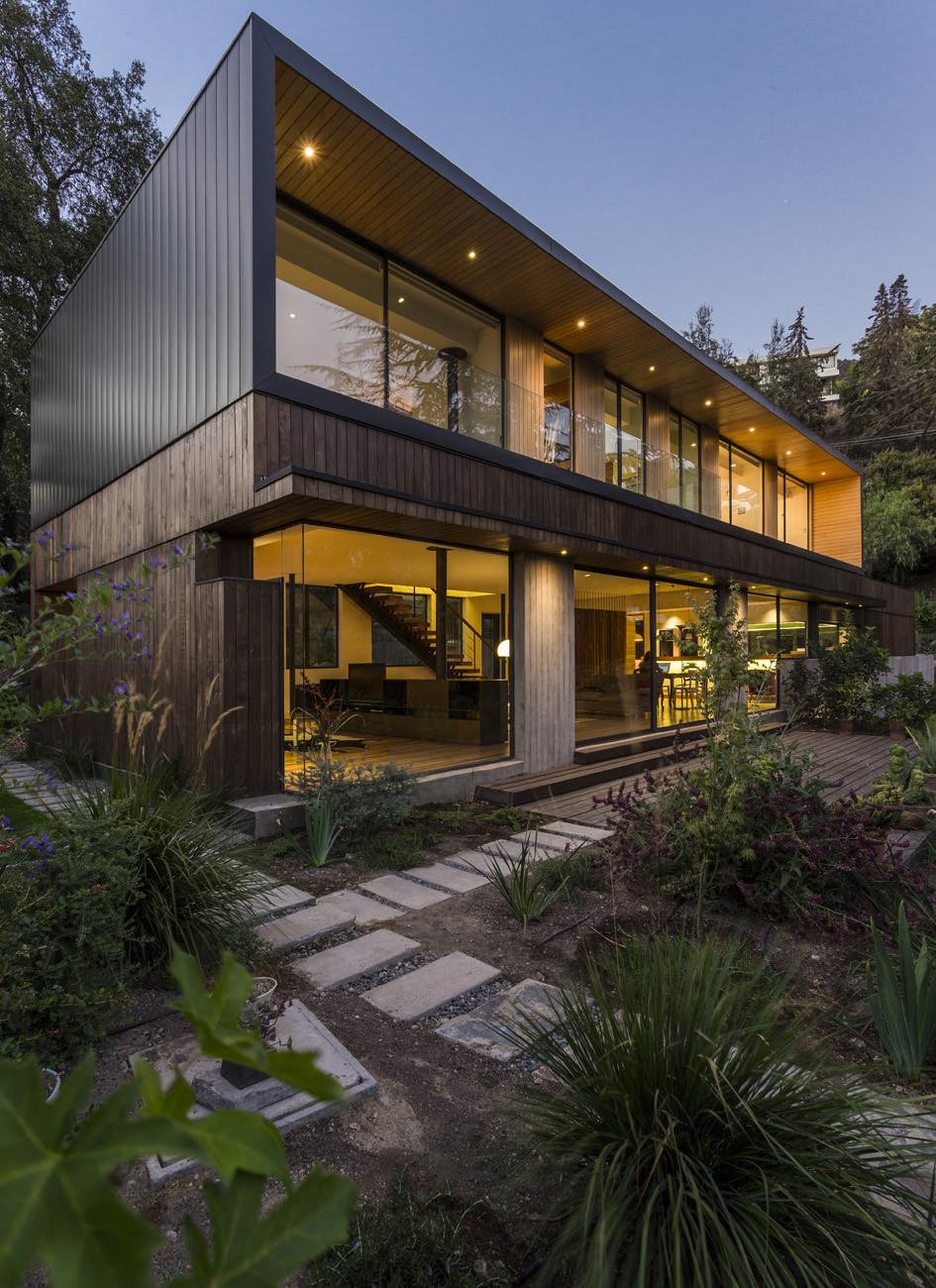 Casa lo curro nicolas loi plataforma arquitectura for Plataforma arquitectura