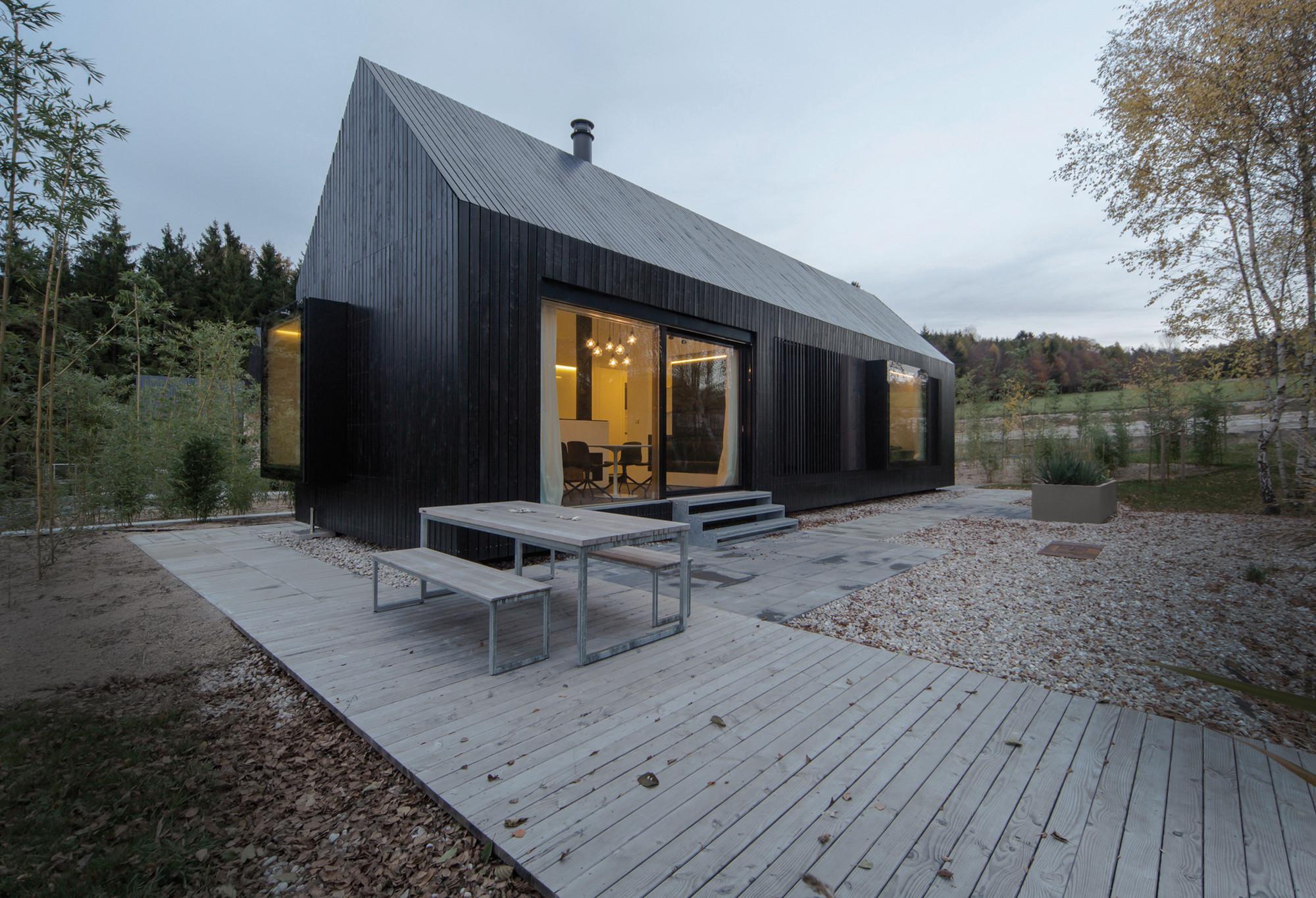 gallery of hofgut format elf architekten 1. Black Bedroom Furniture Sets. Home Design Ideas