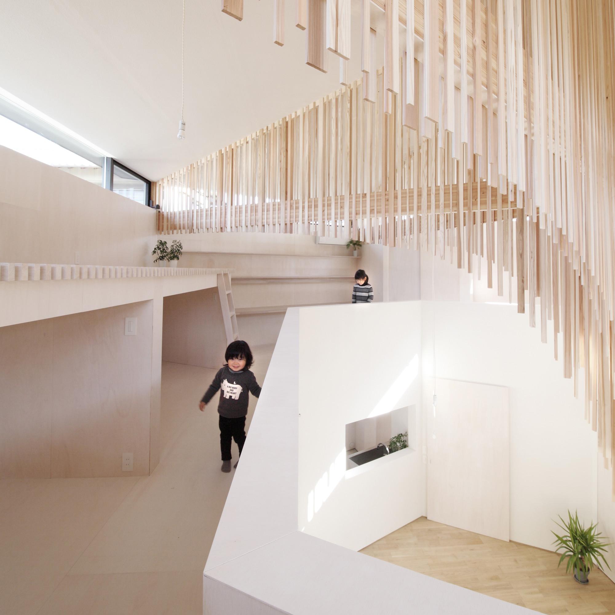 KORO House / Katsutoshi Sasaki + Associates, Courtesy of Katsutoshi Sasaki + Associates