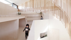 Casa KORO / Katsutoshi Sasaki + Associates