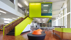 Waltham Forest College / Platform 5 Architects  + Richard Hopkinson Architects