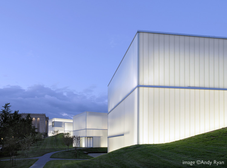 Museo de Arte Nelson-Atkins / Steven Holl Architects, © Andy Ryan